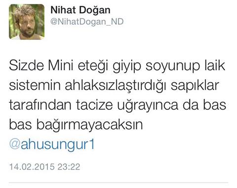 Nihat Dogan Survivor